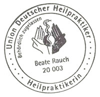 UDH-Mitgliedsstempel